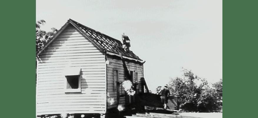 P04028 Chapel roof repair