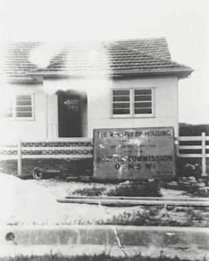 P14983 - First commission house built by the Department of Housing in Albert Street, Unanderra