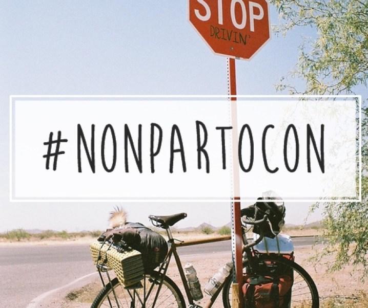 #nonpartocon: le persone con cui non partirei mai