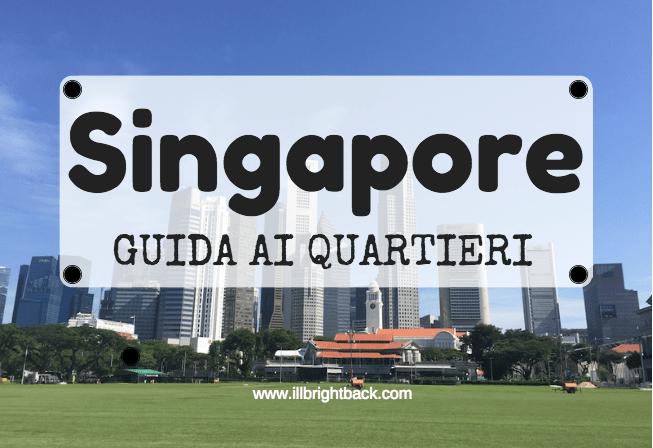 quartieri di Singapore