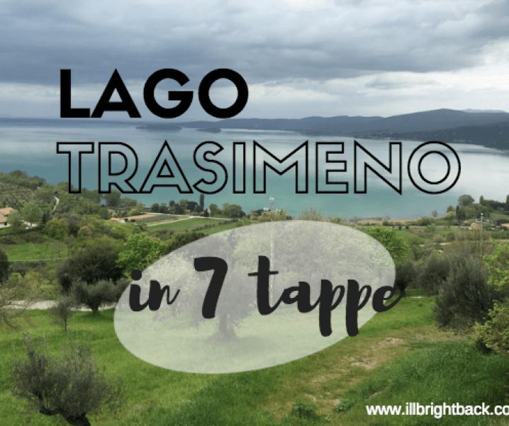 Visitare il Lago Trasimeno in 7 tappe