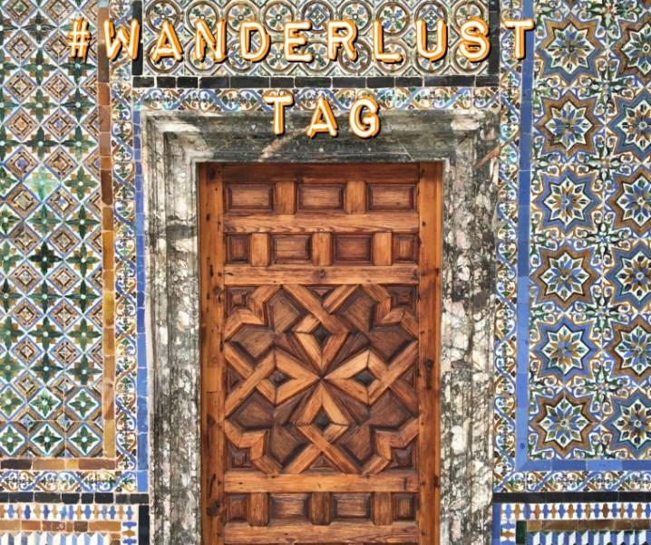 """Wanderlust Tag: i miei """"ovunque"""" e """"nessuno"""" in viaggio"""