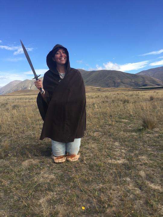Il Signore degli Anelli in Nuova Zelanda