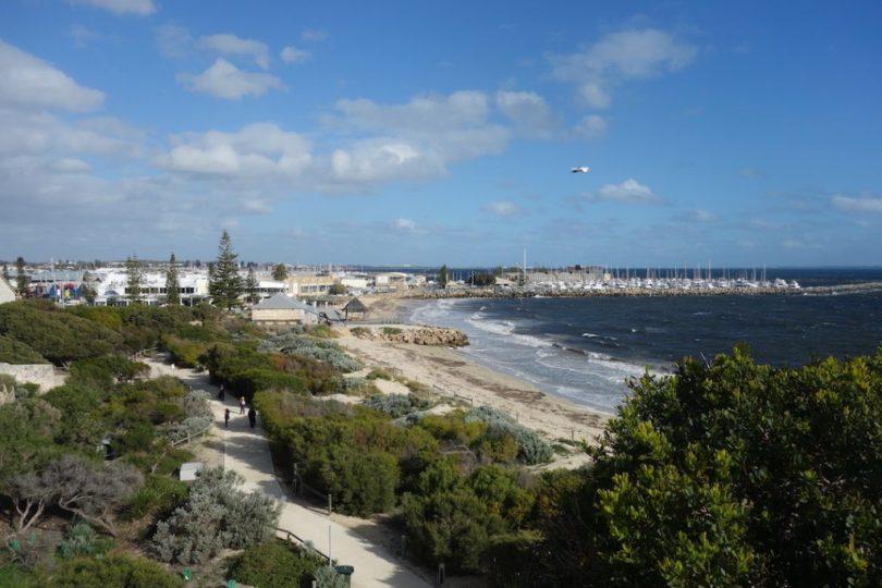 Un giorno a Fremantle