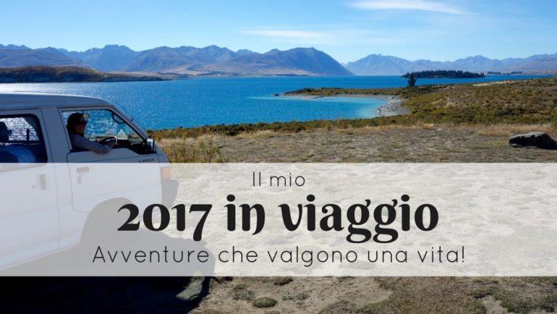 2017 in viaggio