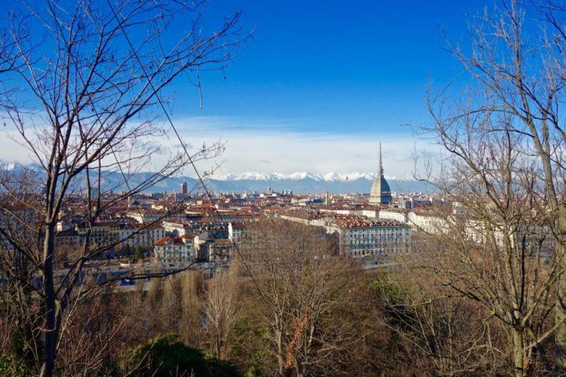 Torino dall'alto