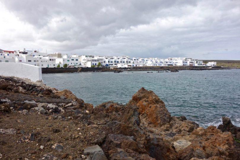 itinerario di Lanzarote