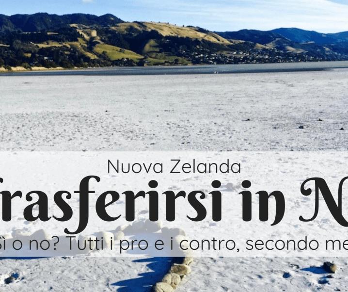 Andare a vivere in Nuova Zelanda: sì o no?
