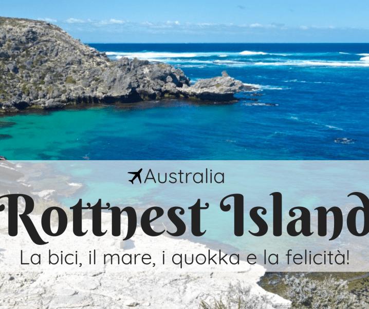 Rottnest Island, Australia: spiagge da favola e  i quokka!