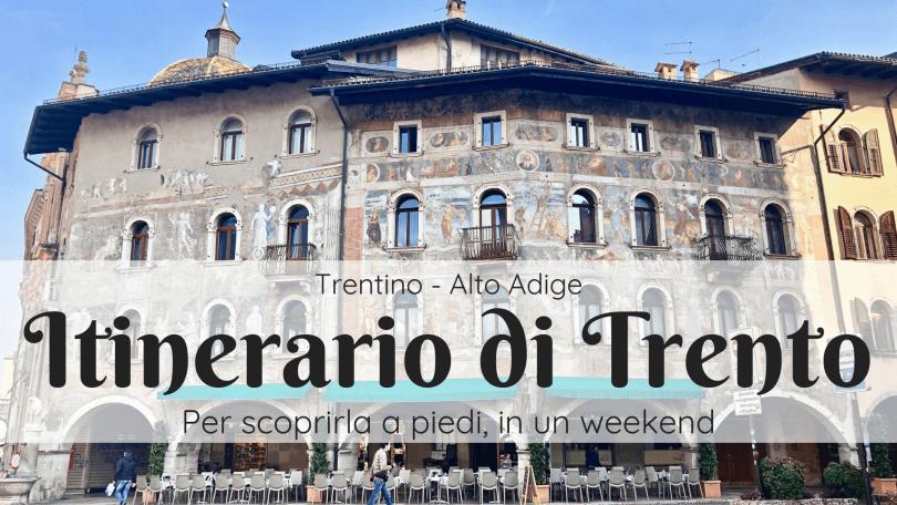 Itinerario di Trento - Immagine di copertina