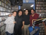 DJ illegal, Fredo Ortiz,  Isaku Kageyama, Maceo Hernandez
