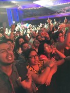 SuperSonico crowd @Hollywood Palladium
