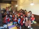 クリスマスパーティー☆ 2013年12月3日(火)
