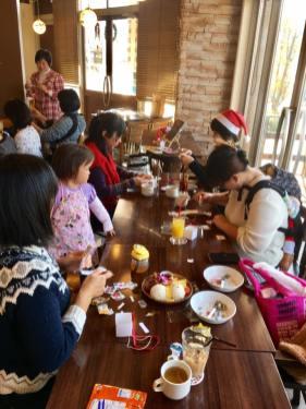 クリスマスパーティー2016 2016年12月9日(金)