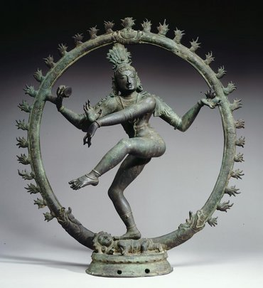 Bronze Idol of Shiva acquired from Subhash Kapoor