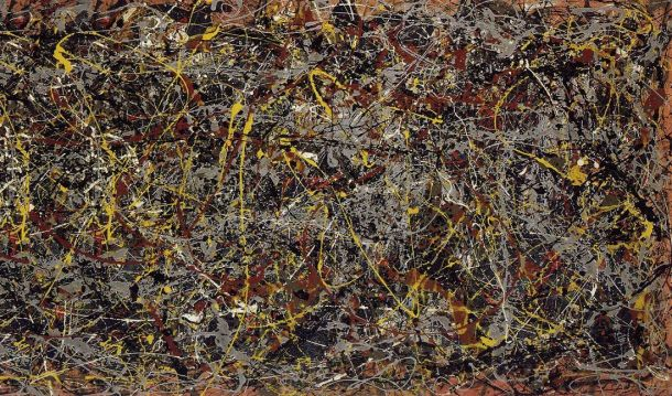 "Most agree that Jackson Pollock's ""Number 5"" should be afforded First Amendment protection, but why?"
