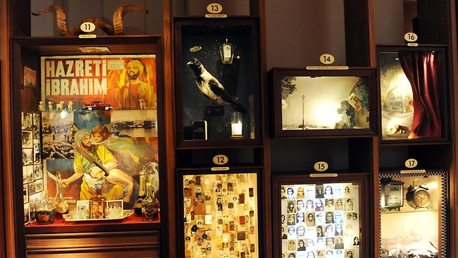 The Museum of Innocence in Istanbul