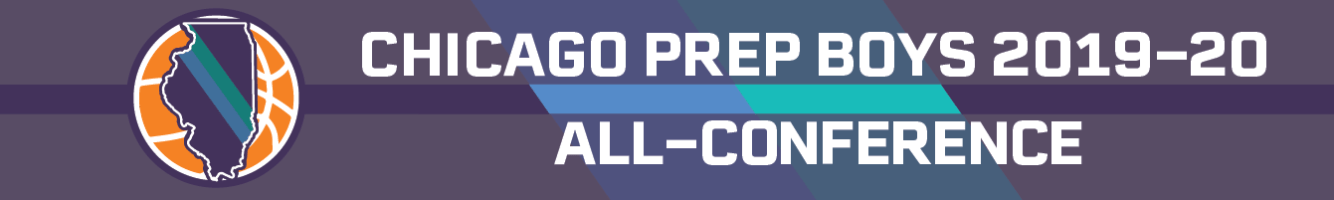 Chicago Prep conference 2019-20 boys basketball all-conference