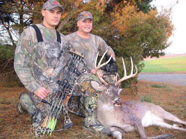 Illinois Deer Hunting