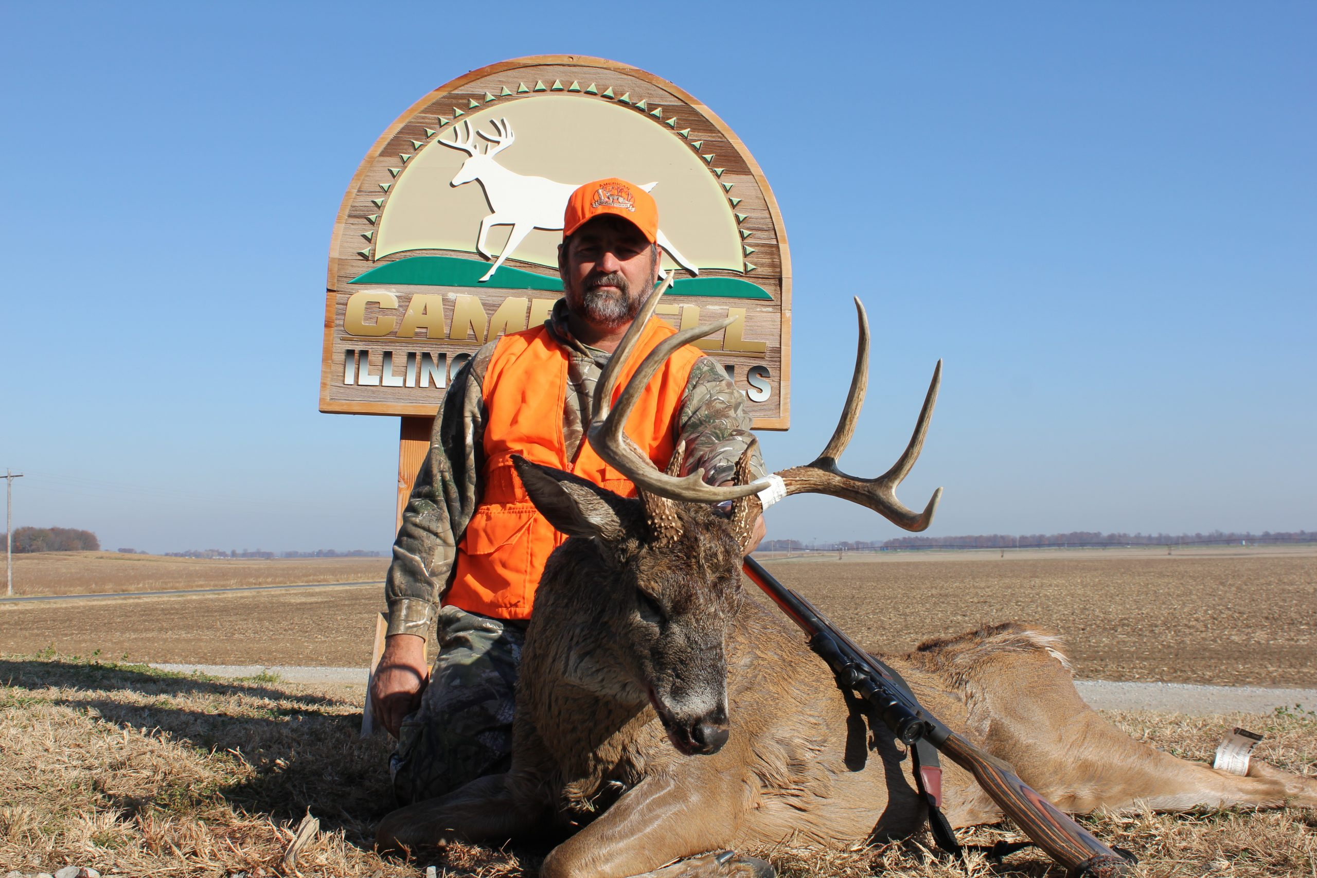 Where is the best place for whitetail hunting