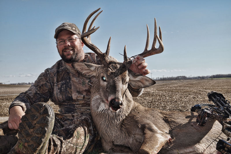 hunting lodges for whitetail deer hunting the best