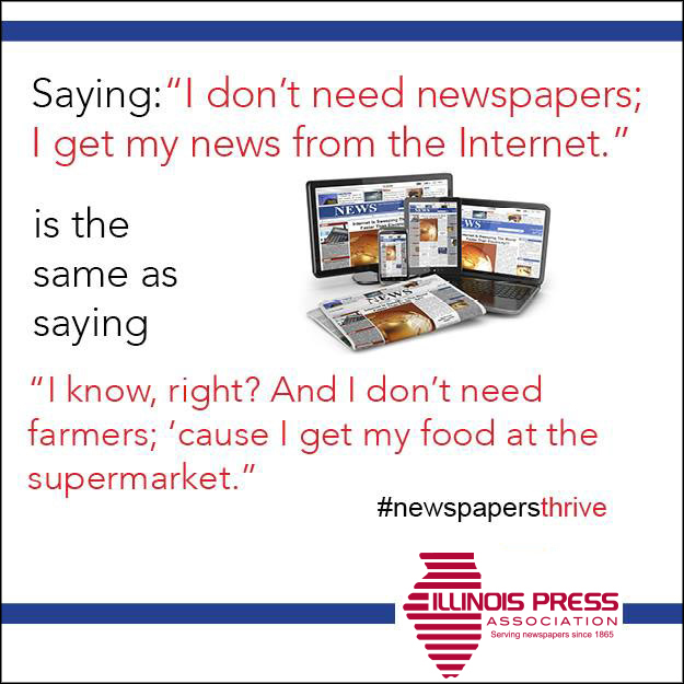 Support Your Newspaper By Customizing And Sharing These Memes E