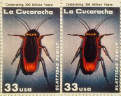 "Michael Hernandez de Luna, La Cucaracha (detail), 2000, 3/200 ed., Digitalprint, 10 ¾ x 8"", Gift of Chuck Thurow, Chicago IL"