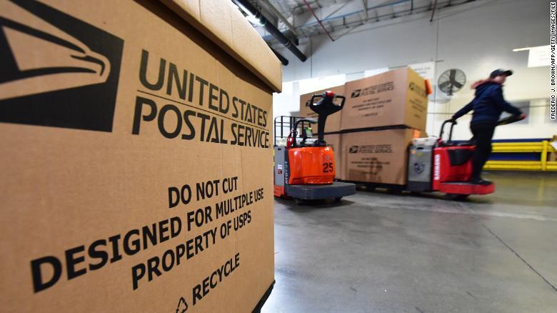 Postal US