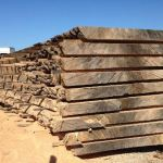 Lumber is available green, air or kiln dried.