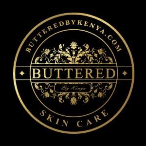 Buttered by Kenya Circle Logo