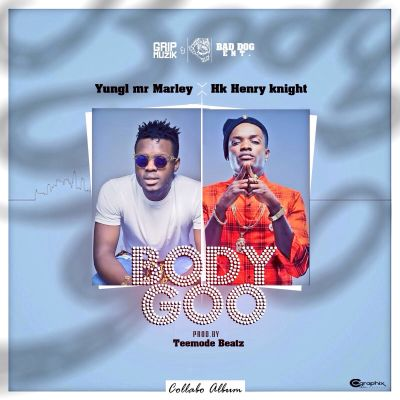 """MUSIC   Yung L & Henry Knight – """"Body Goo"""" (Prod. By Teemode)"""