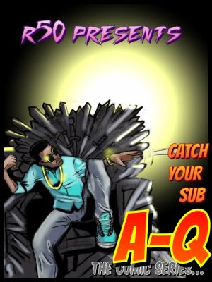 """A-Q – """"Catch Your Sub"""" (EP)"""