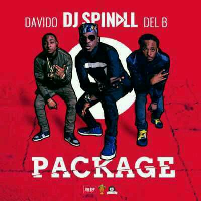 """VIDEO + AUDIO   DJ Spinall – """"Package"""" ft. Davido & Del'B"""