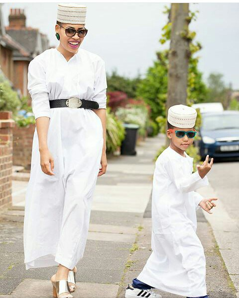 Matching Outfit For Mother And Son / Father And Son