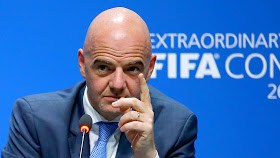 FIFA President To Arrive In Nigeria On Sunday, Visit Buhari