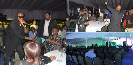 2Face Idibia Suffers Major Shock as Less Than 50 People Turn Out for His Concert in Rwanda
