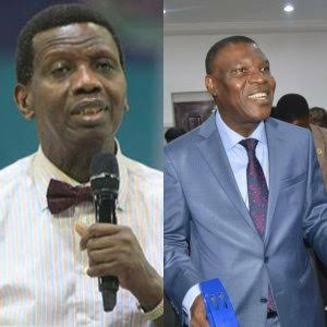Pastor Adeboye Steps Down As General Overseer For RCCG Nigeria, Appoints New GO Pastor A.J. Obayemi