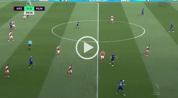 DOWNLOAD: Arsenal 2-0 Manchester United (2016/2017) Premier League Highlight