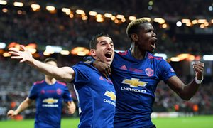 DOWNLOAD VIDEO: Manchester United 2 – 0 Ajax [Europa League Final] Highlights 2016/17