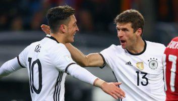 VIDEO | Germany 1 – 1 Denmark [International Friendlies] Highlights 2017