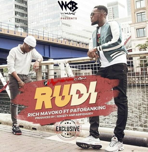 DOWNLOAD VIDEO & MP3: Rich Mavoko Ft. Patoranking – Rudi