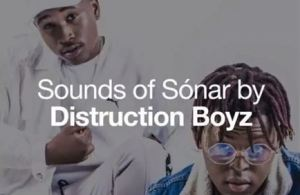 DOWNLOAD MP3: Distruction Boyz – Sónar 2018 Gqom Mix