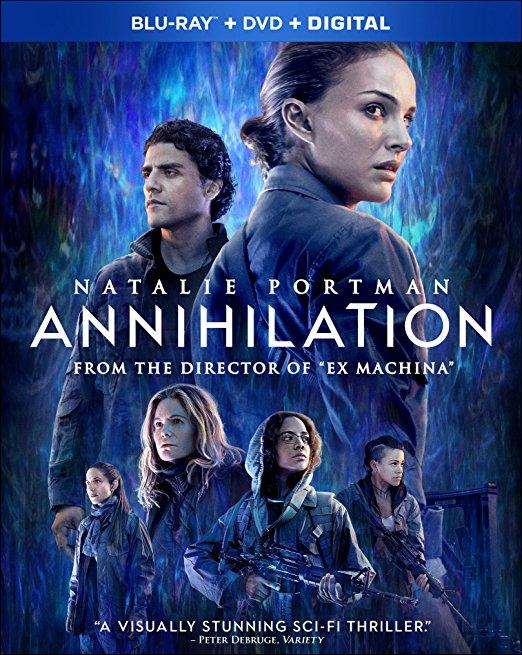 DOWNLOAD: Annihilation   English   ( 2018 ) BluRay Full Movie