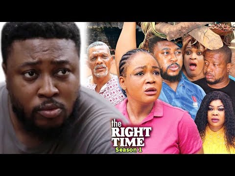 DOWNLOAD: The Right Time Season 1- 2018 Latest Nigerian Nollywood Movie Full HD