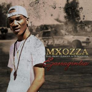 DOWNLOAD MP3: Mxozza – EzamaGintsa Ft. Ricky Randar & Dj Mashaya