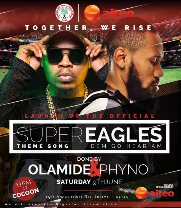 """DOWNLOAD MP3: Olamide x Phyno – """"Dem Go Hear Am"""" (Road To Russia 2018)"""