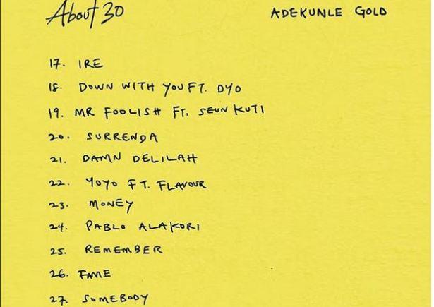 "DOWNLOAD VIDEO & MP3: Adekunle Gold – ""Surrenda"""