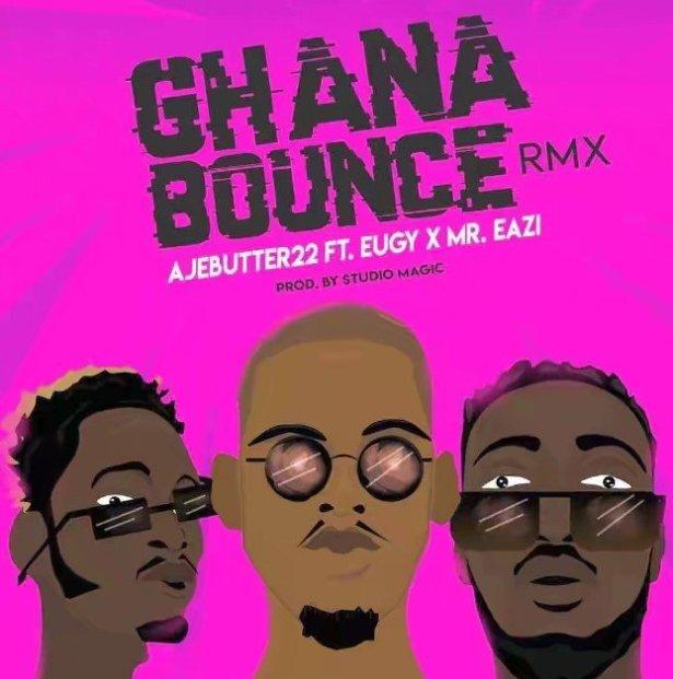 INSTRUMENTAL   Ajebutter22 – Ghana Bounce Remix Ft. Eugy x Mr Eazi (Beat By 2flexing)