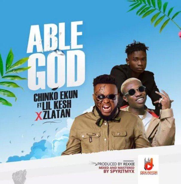 VIDEO   Chinko Ekun – Able God Ft. Zlatan & Lil Kesh