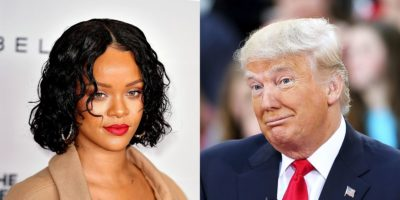 "Rihanna Warns Donald Trump Never To Use Her Songs In His ""Tragic"" Rallies Again"